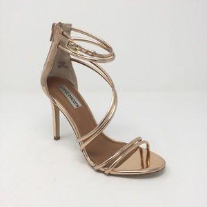 3f32f3c4268 Steve Madden Shoes - 7M STEVE MADDEN Fico rose gold sandal